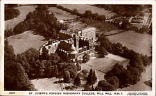 Mill Hill. St Joseph's Foreign Missionary College by Pan-Aero PIctures # 2236.