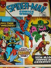SPIDER-MAN Comics Weekly - No 149 - Date 20/12/1975 - UK Comic