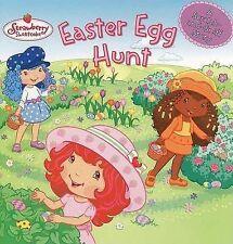 Easter Egg Hunt (Strawberry Shortcake)-ExLibrary