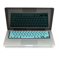 """REDUCE OVERHEAT ! LIGHT BLUE Silicone Keyboard Cover for Macbook Pro 15"""" A1286"""