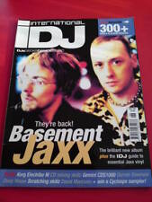 iDJ MAGAZINE BASEMENT JAXX June 2001