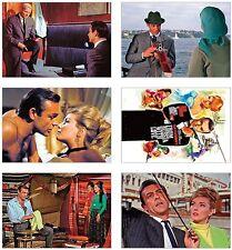 Dalla RUSSIA CON AMORE James Bond 007 cartolina Set