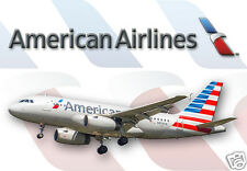 "American Airlines Logo Fridge Magnet 3.25""x2.25"" Collectibles (LM14048)"