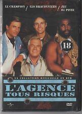 L'AGENCE TOUT RISQUES - Intégrale Kiosque - DVD N°18 - S3 -  Ep 16 à 18 - NEUF