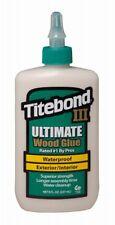 New Franklin International 1413 Titebond-3 Ultimate Wood Glue, 8-Ounce