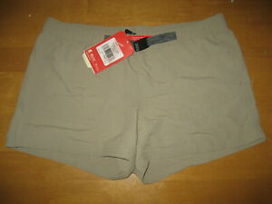 New THE NORTH FACE Class V Hiking Shorts Size L Crockery Beige $45 NWT