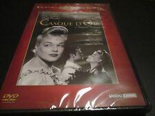 """DVD """"CASQUE D'OR"""" Simone SIGNORET, Serge REGGIANI, Claude DAUPHIN"""