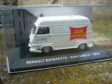 DIE CAST RENAULT ESTAFETTE SAN CARLO 1975 SCALA 143