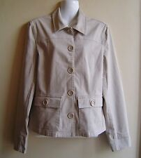 Button Cotton Blend NEXT Coats & Jackets for Women