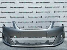 SEAT ALHAMBRA 2010-2018 FRONT BUMPER 4 X PDC JETS GENUINE [O186]