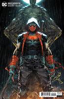 Red Hood #51 Kael Ngu Variant DC Comic 1st Print 2020 unread NM