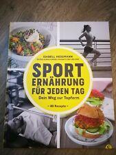Sport Ernährung für jeden Tag