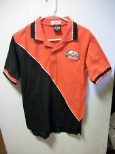 Harley Davidson Screaming Eagle Performance Part Polo Shirt Sz S Crystal Springs
