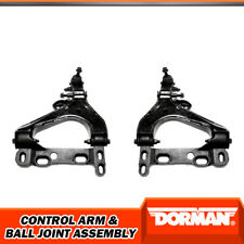 Dorman Front Lower Control Arms & Ball Joint For Chevrolet Trailblazer 2008-2009