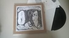 "LP Punk Phallocracy - Vulva Crunch EP 10"" (15 Song) PRIVATE PRESS + Org Inserts"