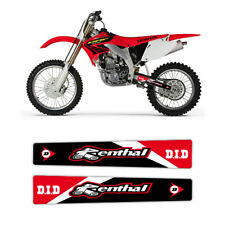 NEW SWING ARM GRAPHICS  HONDA CRF 450R 2002-2008 DUNLOP- D.I.D- RENTHAL