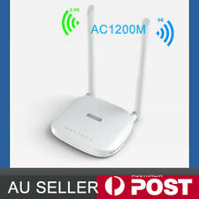 Dual Band 2.4/5G 1200Mbps Wireless Range Extender WiFi Repeater Router Quality