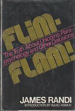 Flim Flam! (Autographed by James Randi)