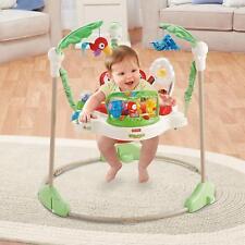 Fisher Price Rainforest Jumperoo Baby Jumper Walker Bouncer Activity Seat 3DAYSH