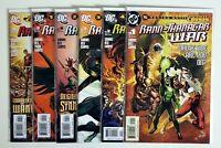 Rann-Thanagar War 1-6 Complete Set (2005) DC Comics • VF/NM Unread