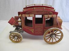 Vintage Ghirardelli & Sons Chocolate Co. Candy Box Western Stagecoach Display