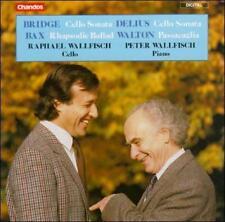 Bridge: Cello Sonata; Delius: Cello Sonata; Bax: Rhapsodic Ballad... (CD, Nov-19