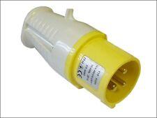 Yellow Plug   16 Amp 110 Volt  - FPPPLUG110