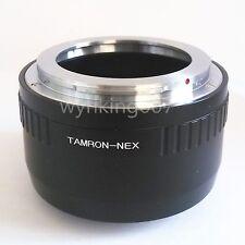 Tamron Lens to Sony NEX E Mount Adapter NEX7 NEX 5R 5T 5N NEX5 NEX3 NEX6 NEXC3
