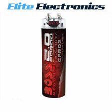Boss Audio CPRD2 2.0 Farad Digital Capacitor