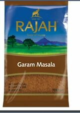 Rajah - Garam Masala - (Gound Mixed Spices) - 100g - Finest Quality