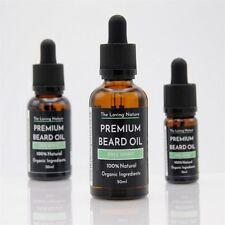 Pine & Barba Eucalipto Olio-Premium, Vegan, tutto Naturale e Organico Olio Barba