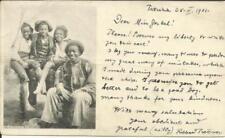 "US PRIVATE PRINTED POSTAL CARD ""BLACK AMERICANA"" Sc#UX14 New York"