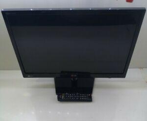 Faulty LG 22 INCH HD TV + REMOTE 22MA33D SCREEN OK