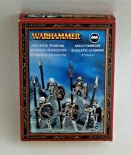 Warhammer - Guerriers squelettes - Unpunched
