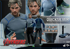 HT 1/6 Scale Quick Metal Action Figure X-men Quicksilver HOTTOYS New