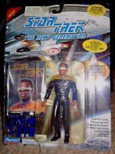 Star Trek Ng 1994 Lieutenant Commander Geordi Laforge in Movie Uniform w/Skybox