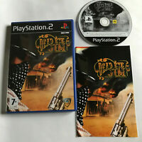 Dead Eye Jim / Boxed & Instructions / Playstation 2 PS2 / PAL