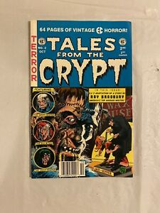 TALES FROM THE CRYPT #2 (October, 1991) EC COMICS REPRINT RAY BRADBURY
