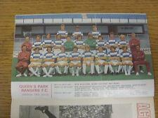 1971/1972 Football League Review: Vol 6 No 12 - Colour Picture - Manchester Unit