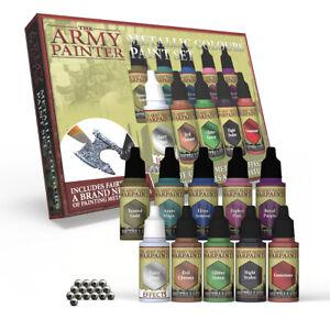 The Army Painter - Metallic Colours Paint Set WP8048
