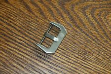 26mm Pre-V spring bar watch buckle clasp Brushed & Polished