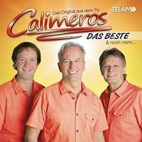 CALIMEROS - DAS BESTE UND NOCH MEHR... 3 CD NEU