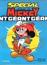 SPECIAL JOURNAL DE MICKEY GEANT n°1460 bis ¤ 1980 DISNEY