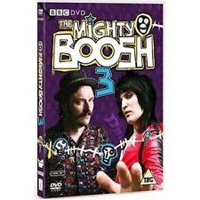 The Mighty Boosh - Series 3 NEW PAL Cult 2-DVD Set Julian Barratt Noel Fielding