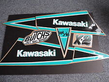 Kawasaki X2 Jet Ski Decal Set 6 Pieces JET SKI Custom color