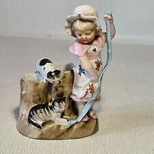 🚶 pyrogène porcelaine allemande Conta & bohème jeux de chats Poessneck Thuringe