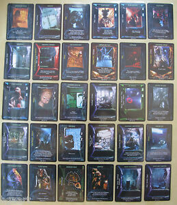 Aliens vs Predator CCG Premiere Fixed Card Selection Part 1/2 (AvP)
