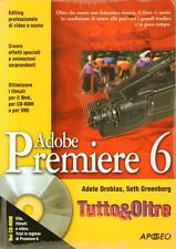 DT Adobe Premiere 6 Apogeo NO CD 2001