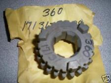 NOS Yamaha RD350 RD250 3rd Pinion Gear 22T 360-17131-00