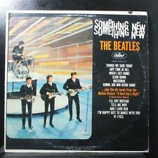The Beatles - Something New VG Mono LP Capitol T 2108 USA 1964